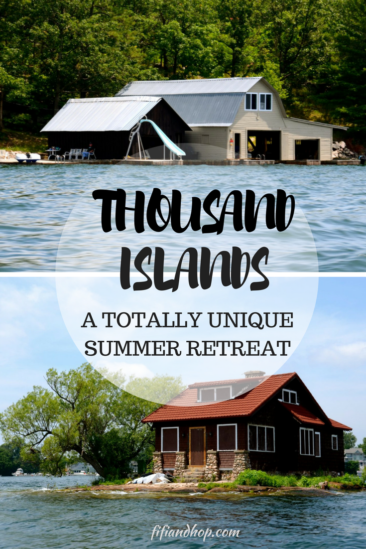 The Thousand Islands A Totally Unique Summer Retreat