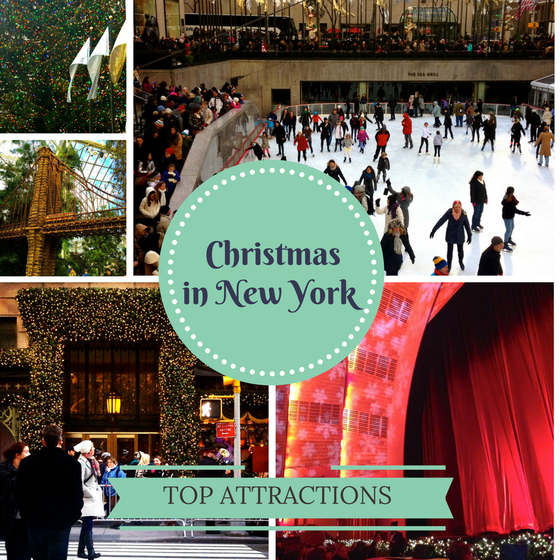 Christmas in New York: Top Attractions