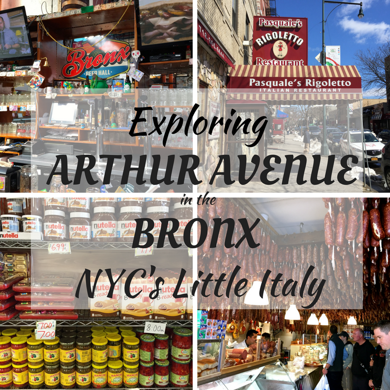Exploring Arthur Avenue In The Bronx New York S Little Italy