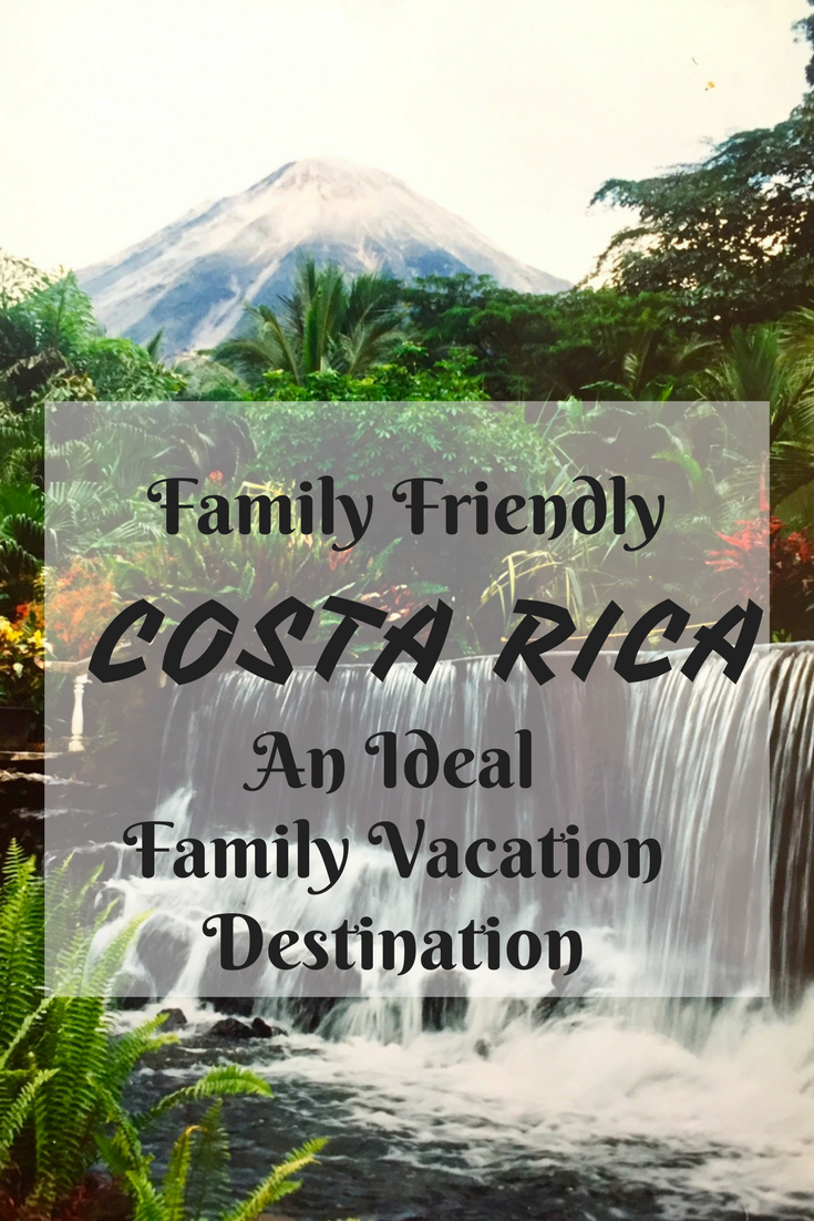 Costa Rica is an extremely family friendly country due to its magnificent beaches and outdoor activity. Think beach relaxation, water sports, zip lining in the rainforest and hot springs with views of the volcano. Costa Rica is high up on our family travel wish list!