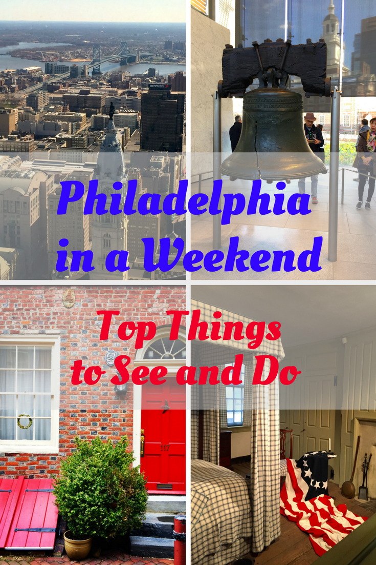 Top things to see and do in Philadelphia.