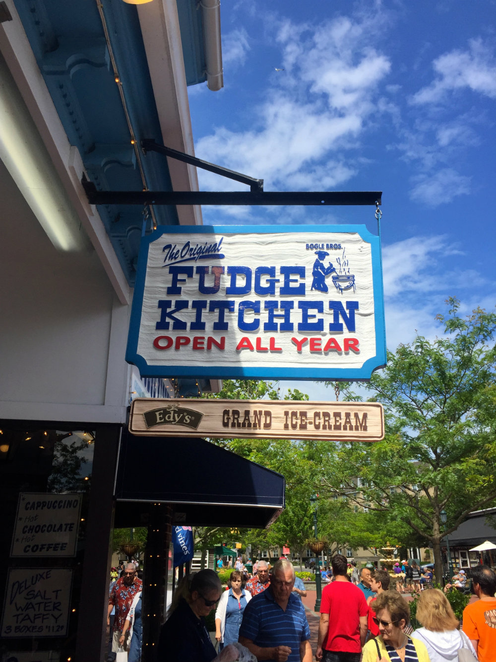fudge kitchen cape may nj