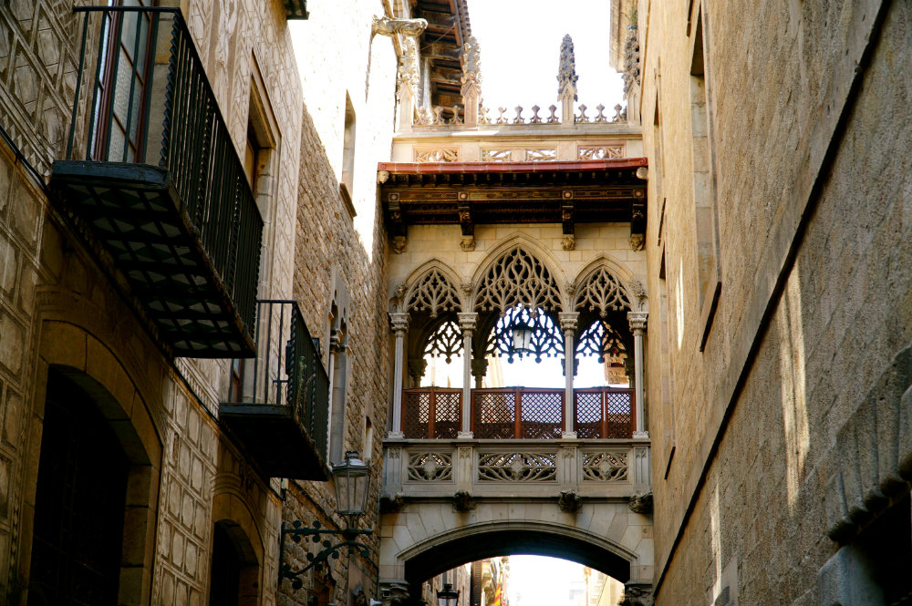 Neighborhoods of Barcelona: The Old World Charm of the Gothic Quarter