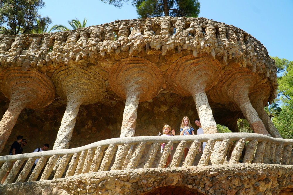 Barcelona: Experiencing the Magic of Gaudi with Kids