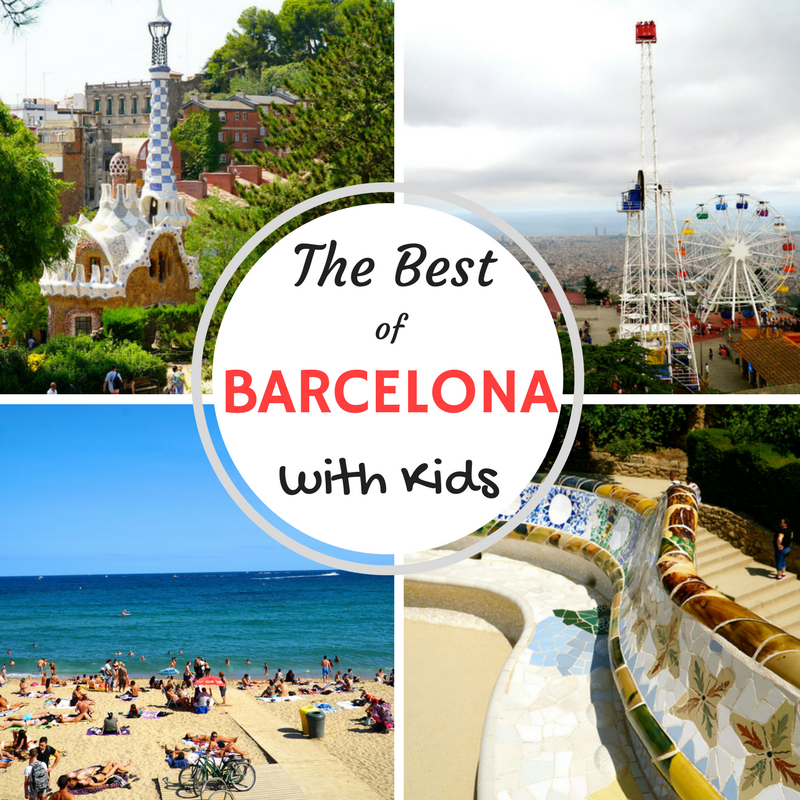 The Best of Barcelona with Kids