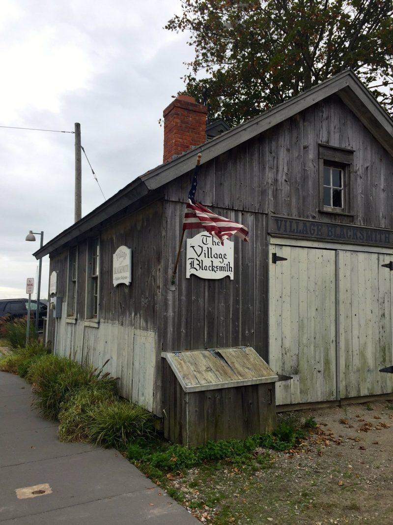 Greenport Blacksmith in North Fork, Long Island