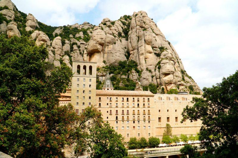Barcelona day trip to Montserrat