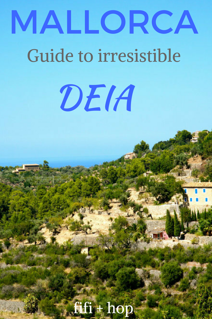 Guide to things to do in Deia in Mallorca.