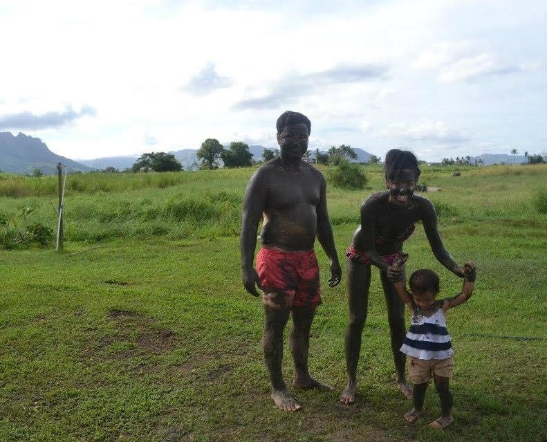 Hanging with the natives on family escape to Fiji