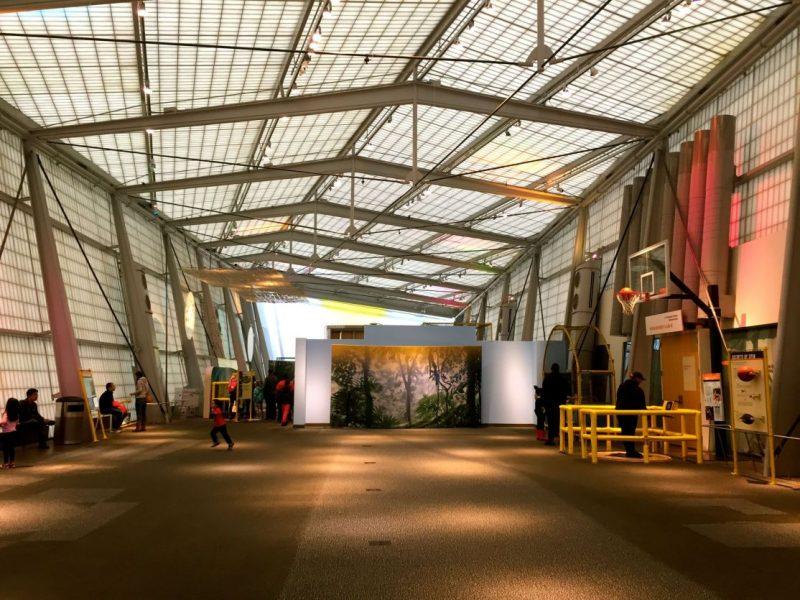 New York Hall of Science, Faraway Files
