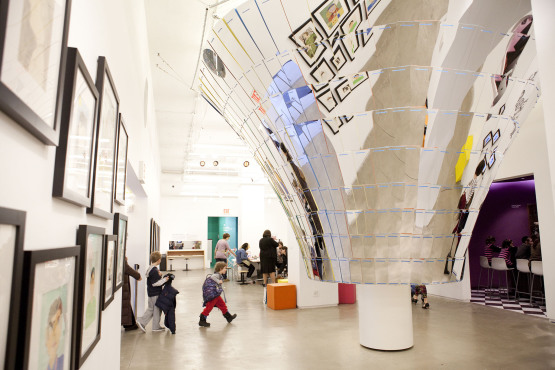 The Children's Museum of the Arts is one of the best family-friendly museums in New York City.