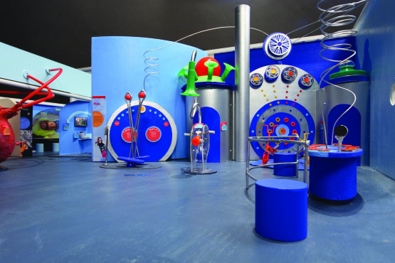 The Children's Museum of Manhattan is one of the best family friendly museums in New York City.