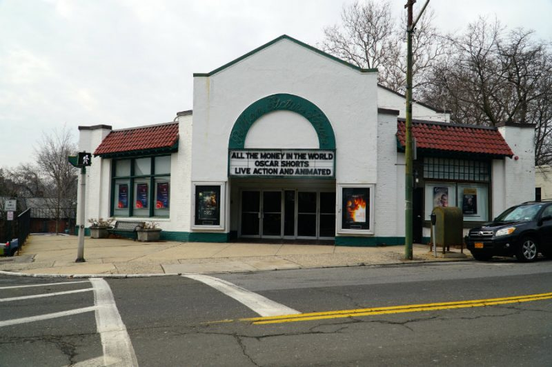 The Pelham Picture House in Pelham, NY