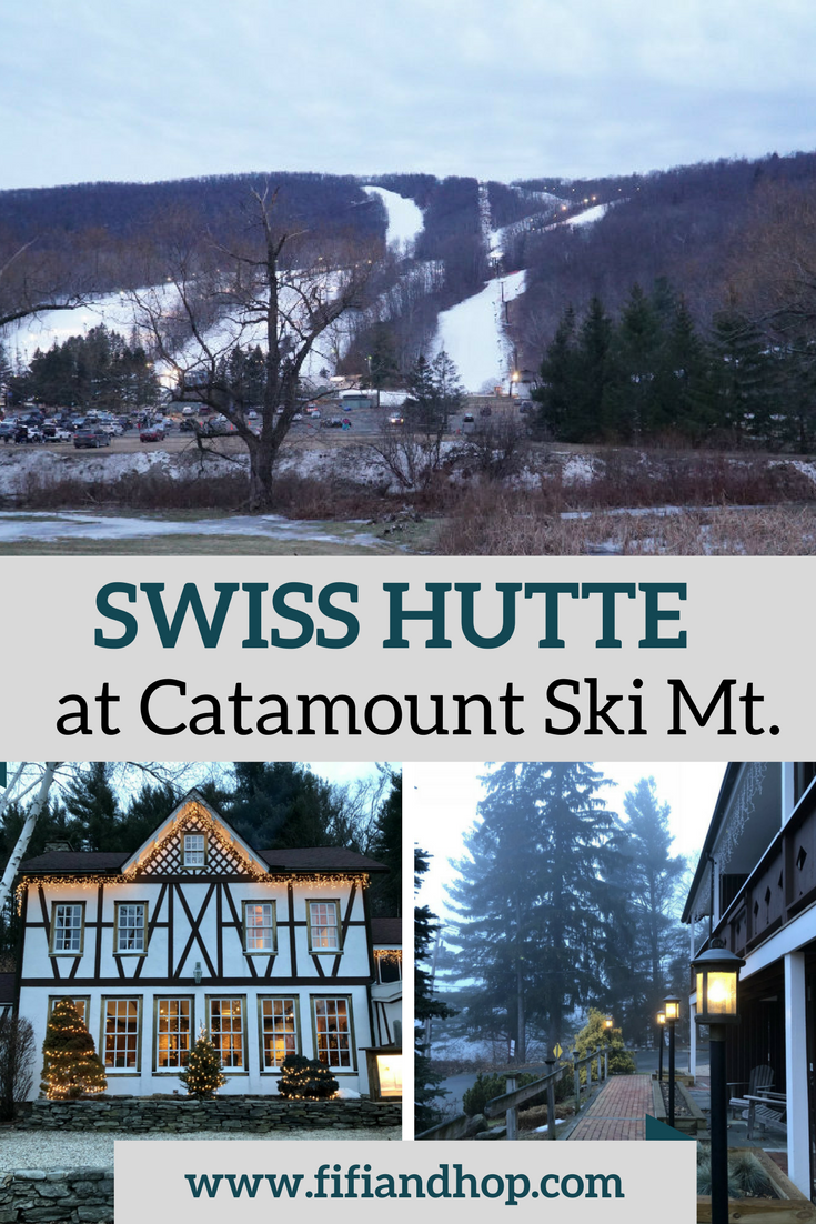 A review of our stay at the Swiss Hutte inn in the Berkshires