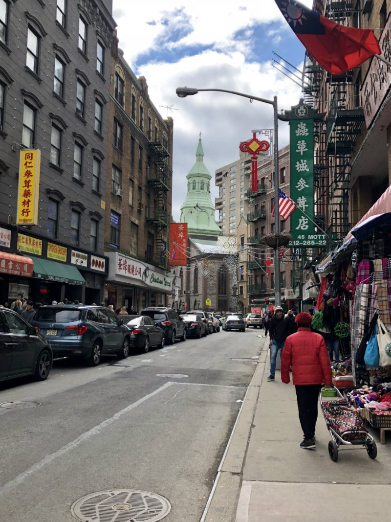 Things to do in Chinatown NYC, walk around the streets