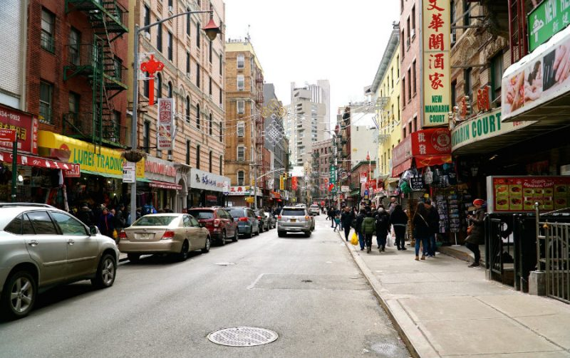 Things to do in Chinatown, walk around the streets