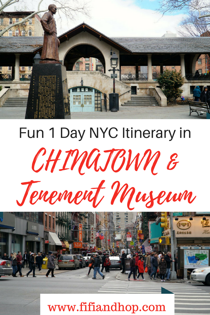 Fun things to do in Chinatown NYC