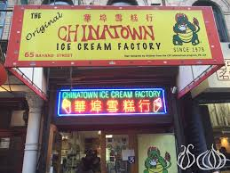 Chinatown Ice Cream Factory is one of the fun things to do in Chinatown NYC