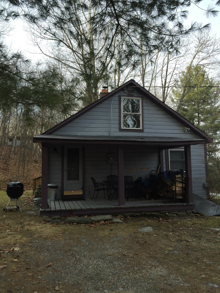 Travel talk, Airbnb in upstate New York